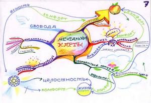 Карта на карты ))