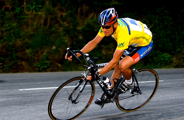 Cycling : 2003 Criterium Dauphine Libere During 4th Stage