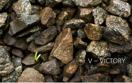 V - Victory