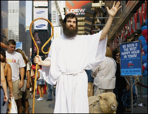 humor and simplicity in the year of living biblically a book by aj jacobs Daniel wahl reviews the year of living biblically: one man's humble quest to follow the bible as literally as possible, by a j jacobs.