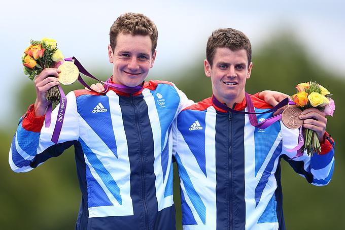 Olympics Day 11 - Triathlon