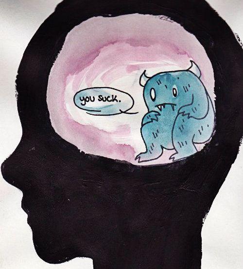 Монстр в голове