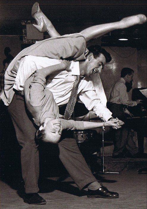Танец с клиентом