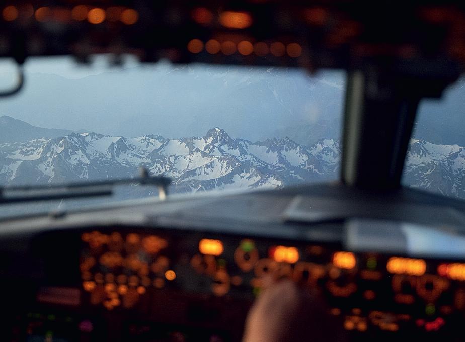 Вы пилот