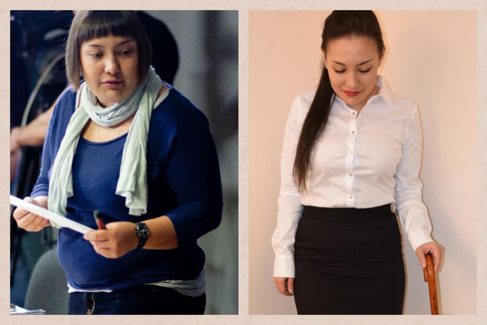блог как я похудела