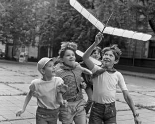 детство без интернета