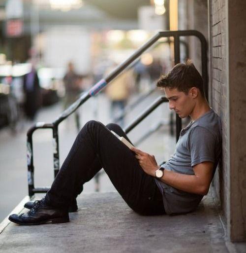 Читать везде, читать всегда.
