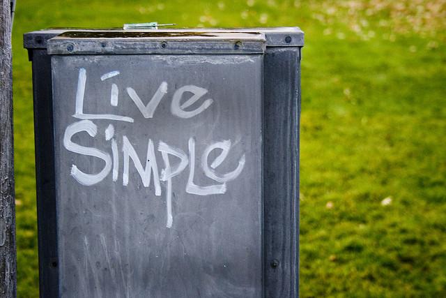 Не создавайте себе сложностей. Чем проще вы относитесь к обязанностям, тем лучше себя чувствуете, — источник.