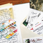 Дневниковое вдохновение. Как слова и картинки помогают нам в жизни