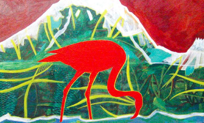 Килиманджаро. Иллюстрация из книги «Мои путешествия. Следующие 10 лет»