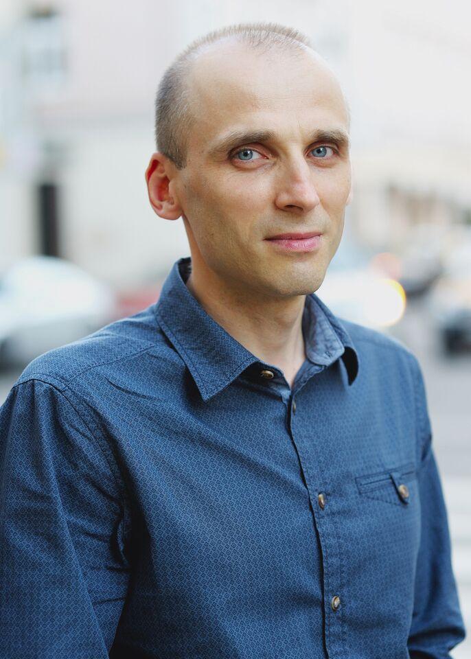 Дмитрий Утробин, коммерческий директор «Манн, Иванов и Фербер».