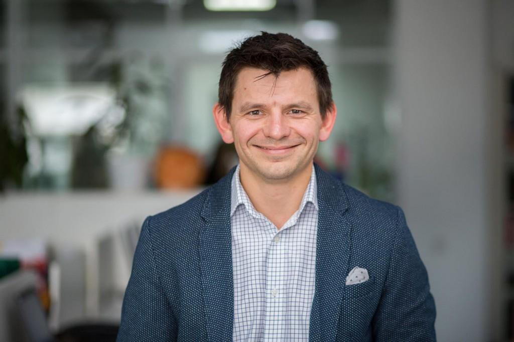 Владимир Дегтярев, руководитель PR-агентства Newsfront, основатель сервиса Kyiv Running Tours, триатлет и ультрамарафонец.