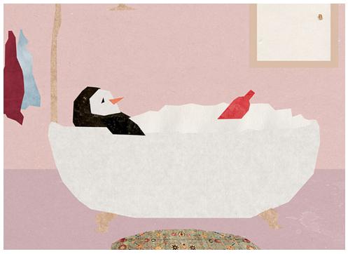 Этот пингвин такой грустный, потому что следовал устаревшим советам. Избавьтесь от привычек прошлого и начните думать по-новому. — Источник.