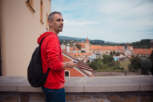 Андрей Кадыров — руководитель проекта «Эльба»