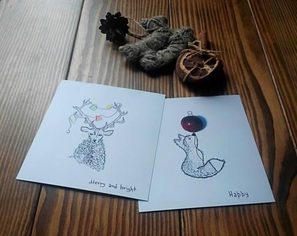 Авторские открытки от Art McArovs