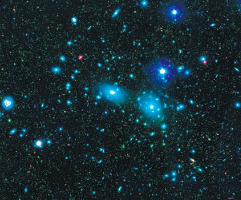 Галактическое скопление