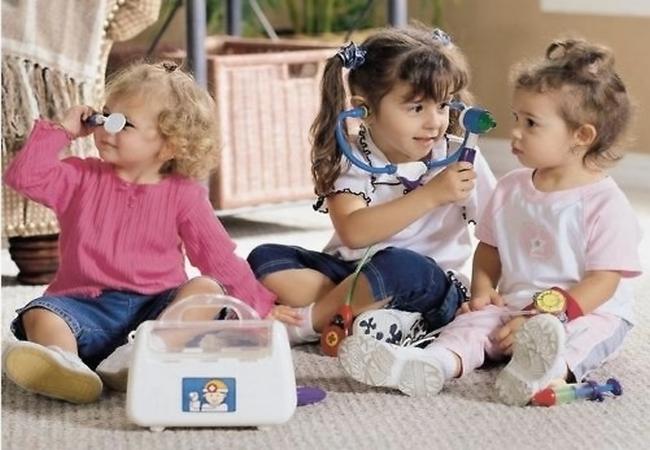 дети картинки играют