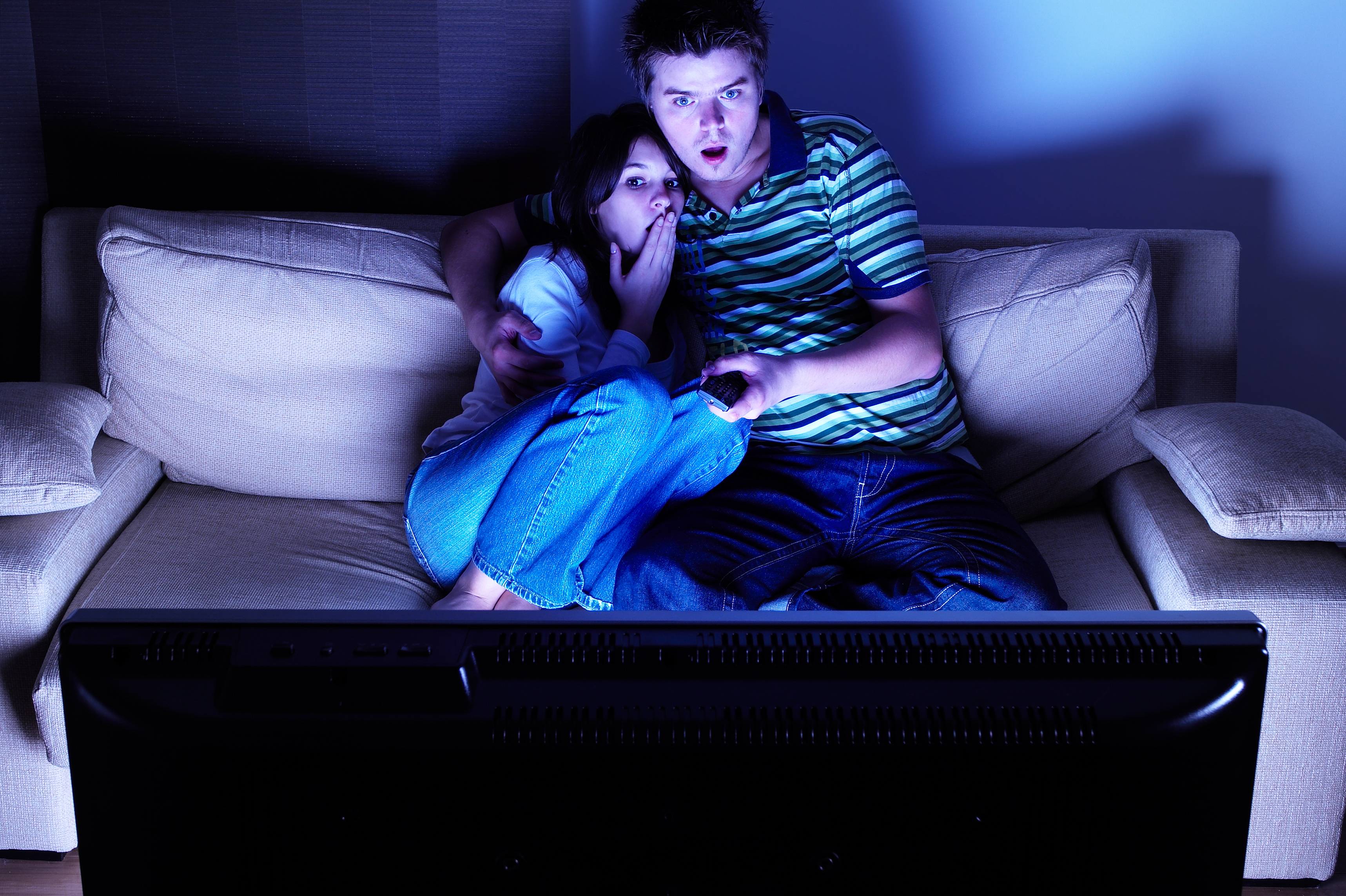Couple-Watching-TV-Credit-iStock-144800570