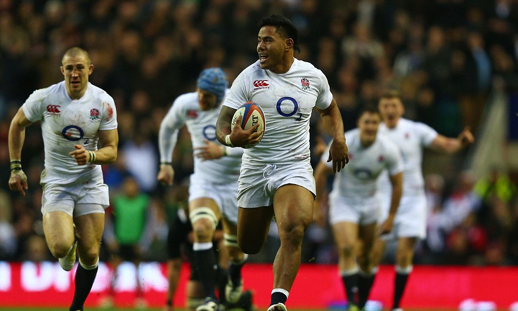 England v New Zealand - QBE International