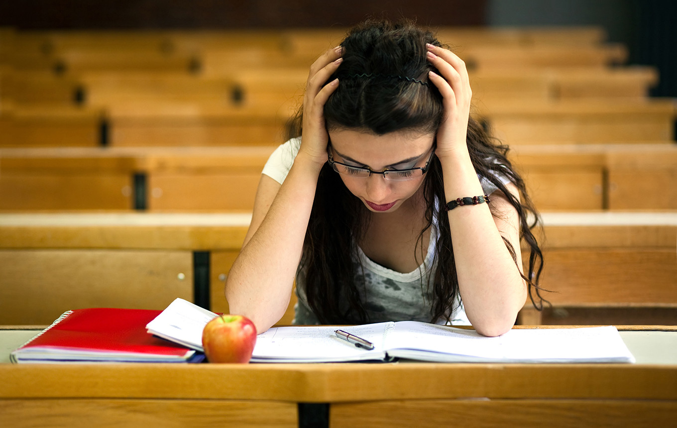 college stress 1 College students face a significant amount of stress due to various factors many aspects of college life, as well as the stress that comes with it, can all impact a student's physical and emotional health.