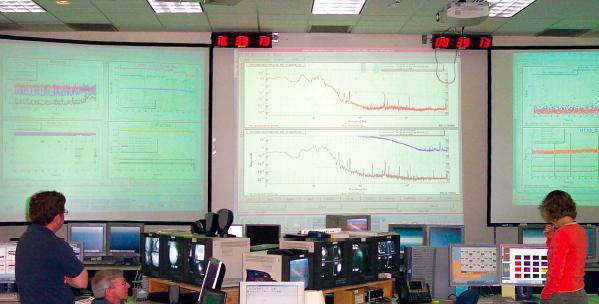 Центр управления LIGO