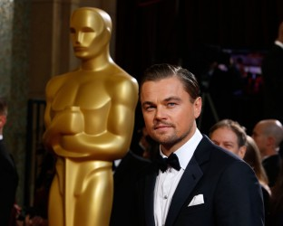 Leonardo Di Caprio Oscar