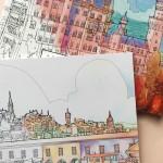 Раскрашиваем «Удивительные строения» вместе: беседа с автором раскрасок Стивом Макдональдом