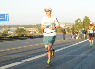 марафонец Ренат Шагабутдинов