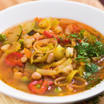 5 вкусных супов из овощей