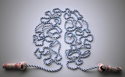 Тренировка мозга, — источник.