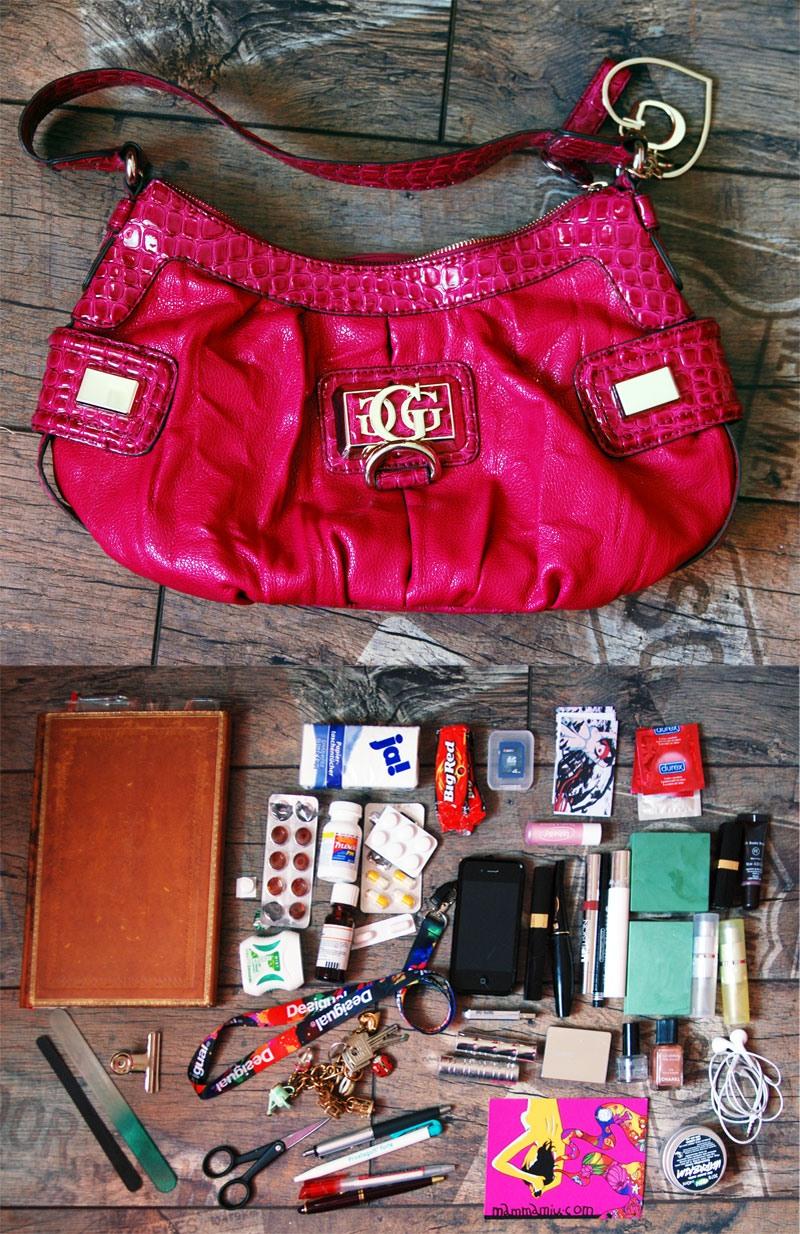 Для примера возьмем сумочку замечательной Яны Франк, - источник.