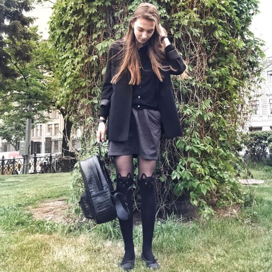 Ангелина Федосова, читатель МИФ