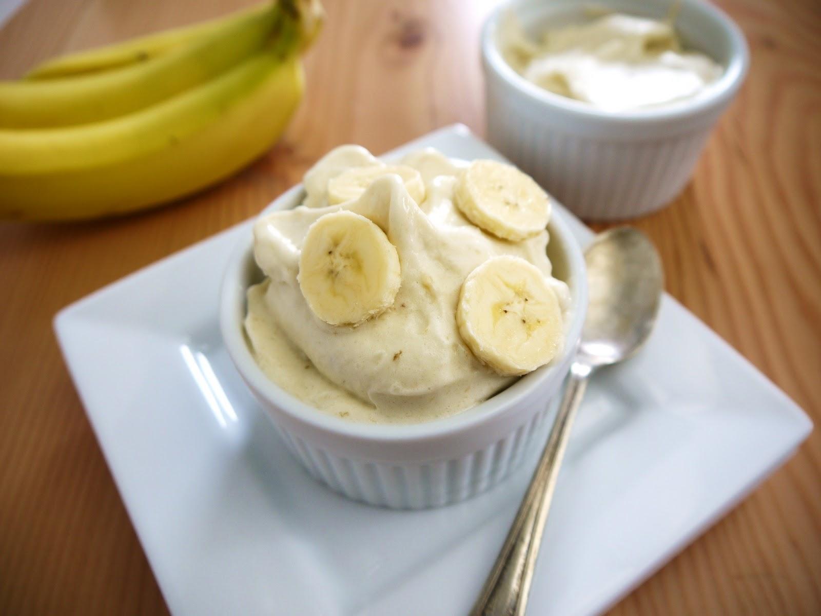 Бананы с мороженым рецепт в домашних условиях