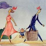 Как рождение ребенка отражается на браке: 5 советов для родителей