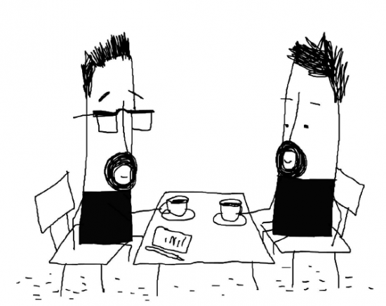 Иллюстрация из «Книги гениальных идей»