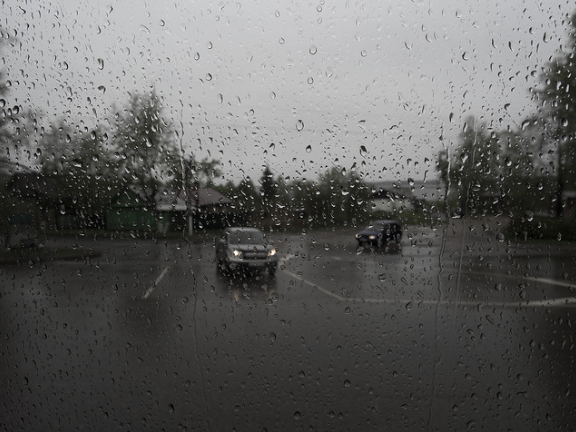 плохая погода