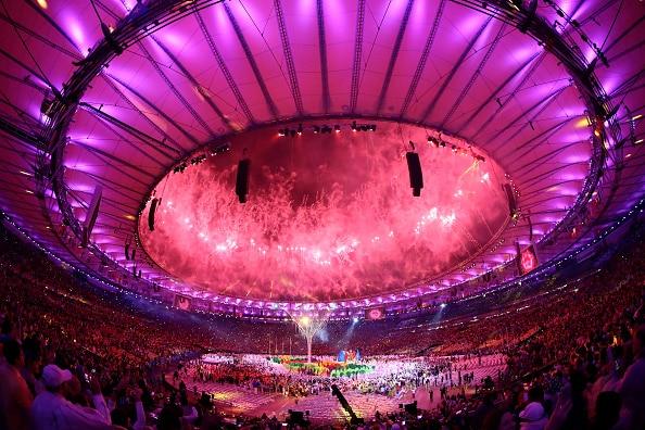 Закрытие Олимпийских игр 2016