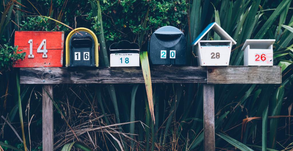 Внедрение ZIP-кода полностью изменило систему работы американской почты. Источник.