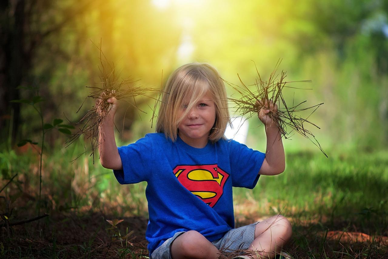 Что такое ребёнок седьмого вида
