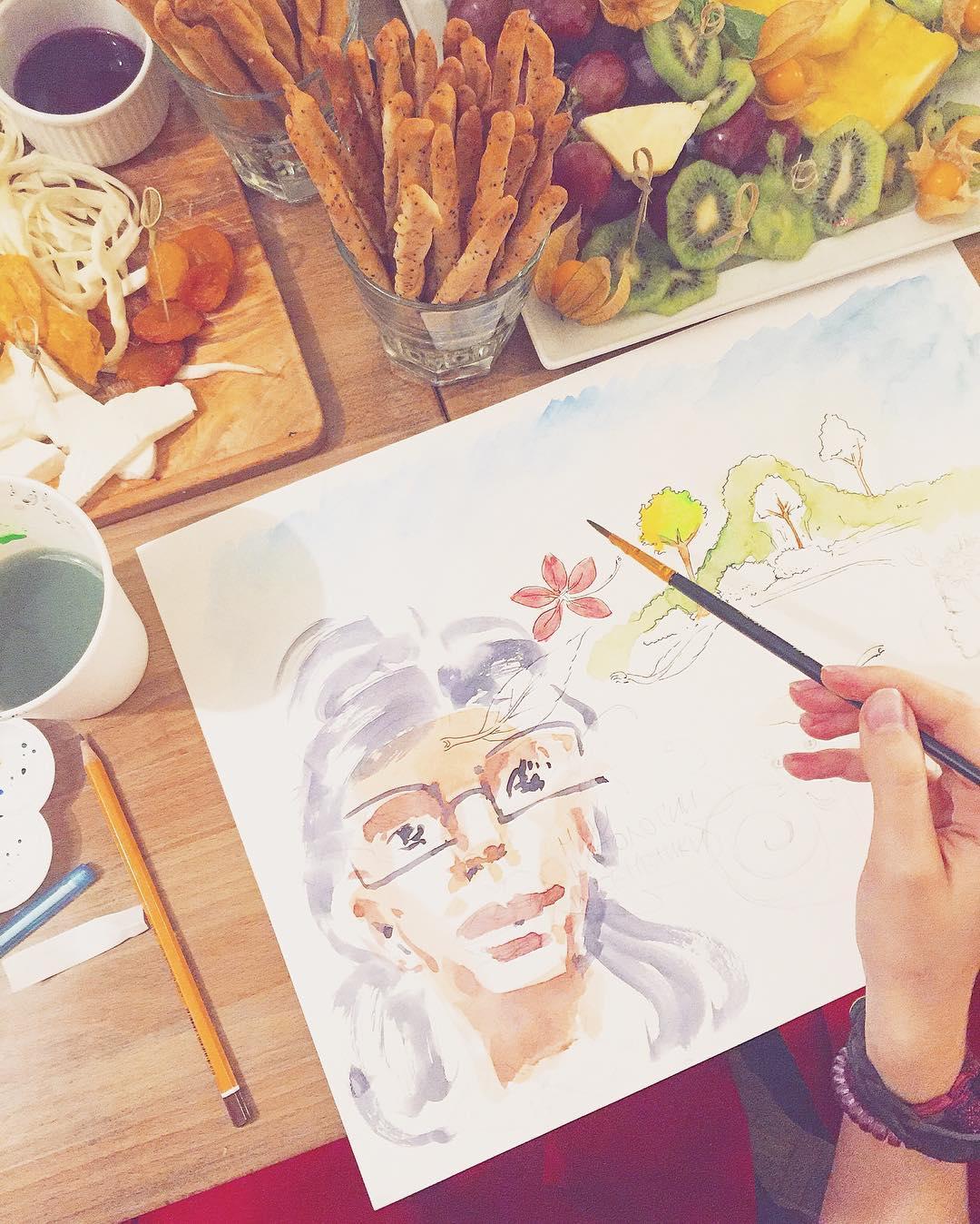 познакомиться с художниками иллюстраторами