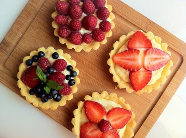 3 простых рецепта сладостей, с которыми справятся даже дети