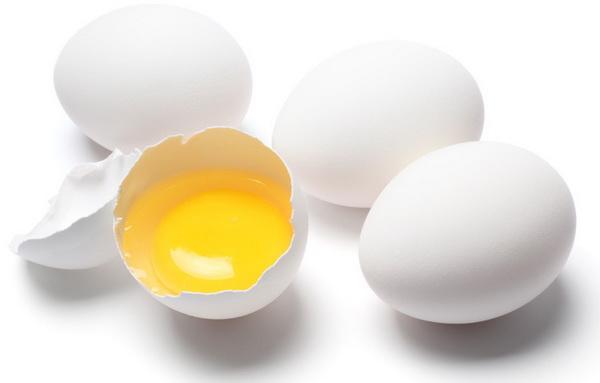Всем шпината! 7 продуктов, которые делают ваш ум острее - Яйца
