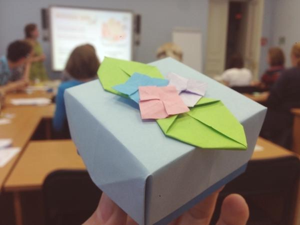 Можно научиться делать оригами за 7 дней