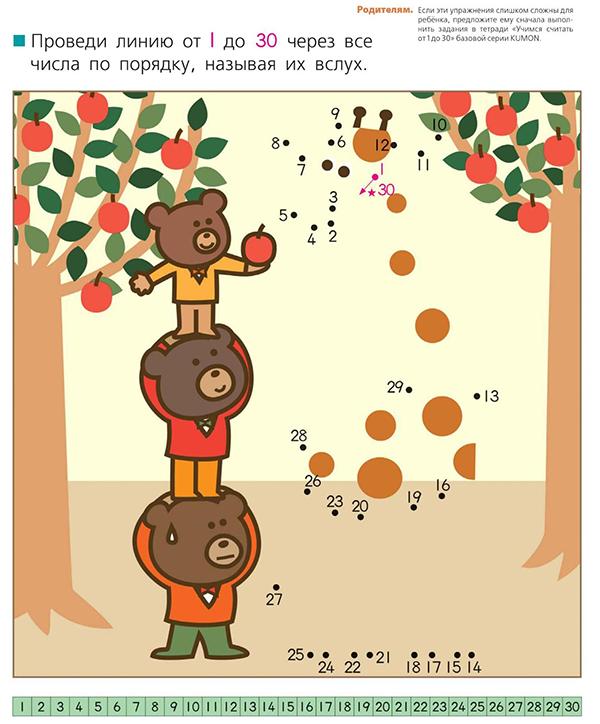 Раз, два, три — знакомимся с основами математики
