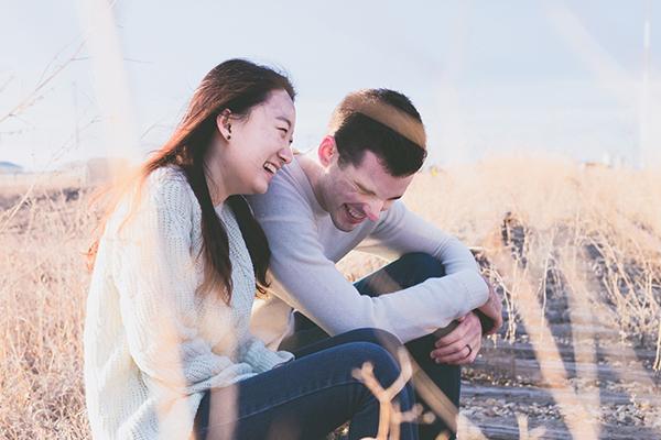 Большее, что мы можем подарить любимому человеку, — это собственную радость в душе