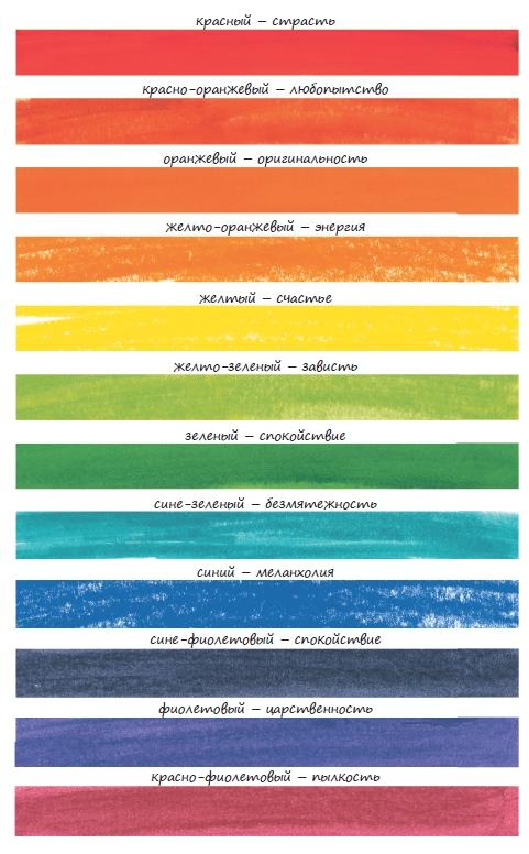Цвет со смыслом