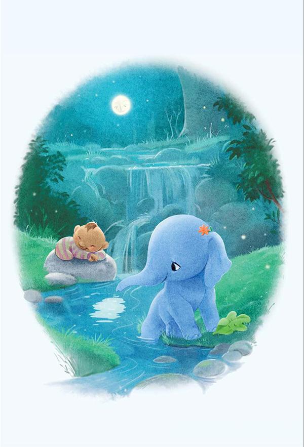 Под засыпательную сказку так чудесно мечтается!