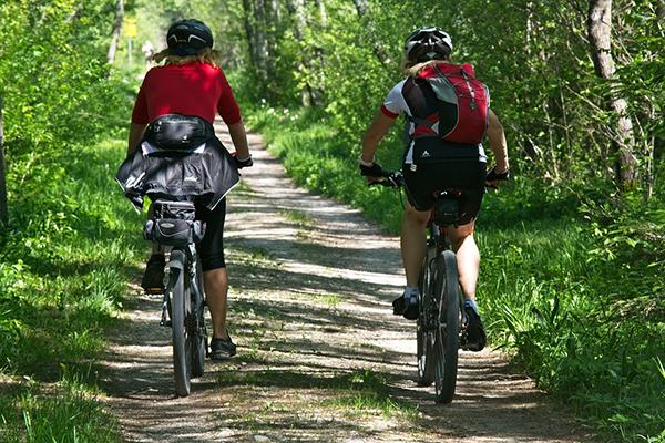 Обычная велосипедная прогулка может стать полезным делом для всех