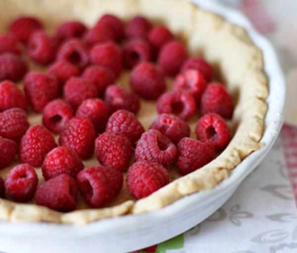 Перед тем, как пробовать, подождите, пока пирог полностью остынет: так вкуснее