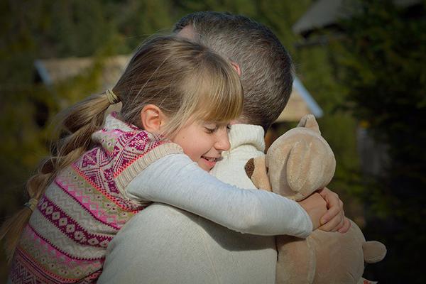 Замеченный и услышанный ребенок неуязвим